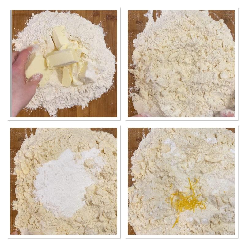 Biscotti di pasta frolla al burro facili