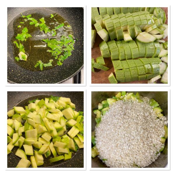 Per iniziare rosolate aglio e prezzemolo in abbondante olio extravergine, unite la polpa di pomodoro, salate e lasciate andare a fiamma moderata per dieci minuti. Unite 1,5litro d'acqua, portate a bollore e unite le lische. Lasciate cuocere 30 minuti a fiamma media, spegnete e lasciate riposare 30 minuti.