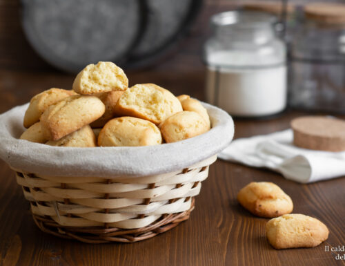 Biscotti da inzuppo senza burro e latte