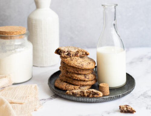 Cookies al cioccolato la ricetta dei biscotti americani