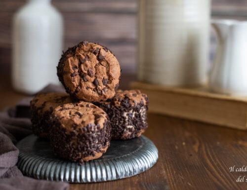 Cookies gelato alla nutella