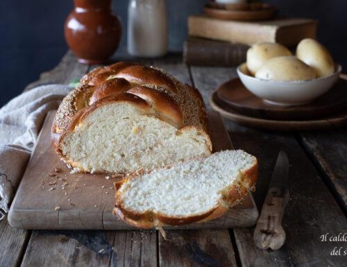 Pan brioche alle patate sofficissimo