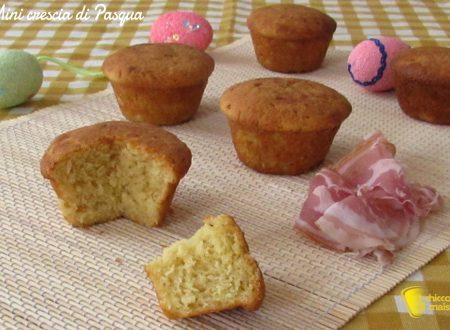 Mini crescia di Pasqua (ricetta marchigiana)