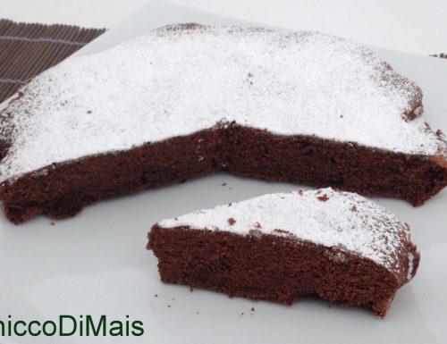 Torta al cioccolato con la fecola (ricetta senza glutine)