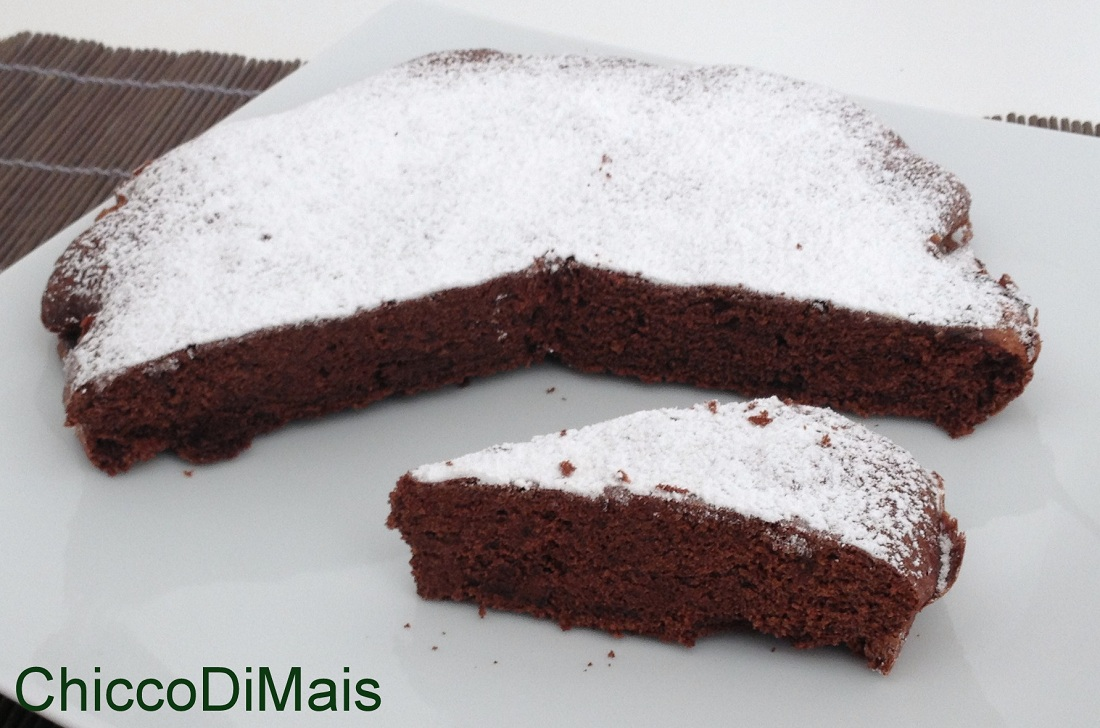 Torta Al Cioccolato Con La Fecola