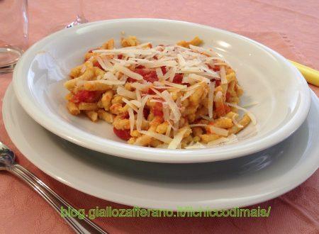 Passatelli asciutti con pecorino di Fossa (ricetta marchigiana)