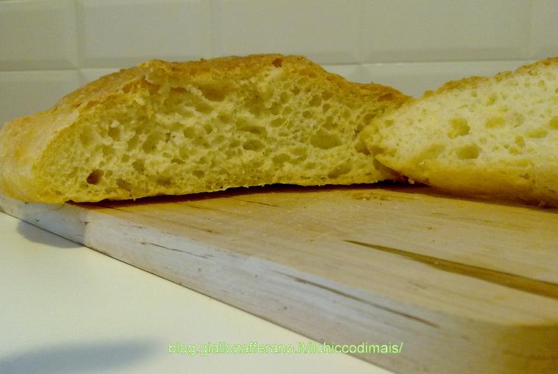 pane senza glutine fatto a mano il chicco di mais