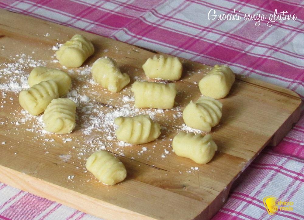 gnocchi senza glutine ricetta facile il chicco di mais