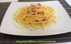 primi veloci pasta con le alici fresche ricetta il chicco di mais