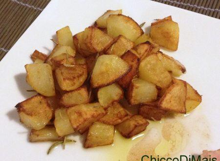 Patate al rosmarino (ricetta senza forno)