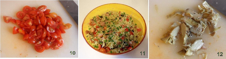 Insalata di riso allo zafferano ricetta estiva il chicco di mais 4