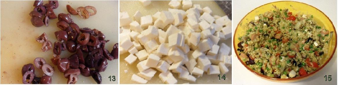 Insalata di riso allo zafferano ricetta estiva il chicco di mais 5