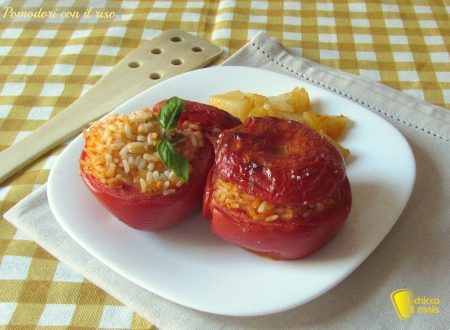 Pomodori con il riso, ricetta romana