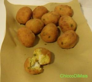 Primo piatto menu finger-food ricetta il chicco di mais