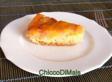 Torta rovesciata alle albicocche (ricetta dessert)