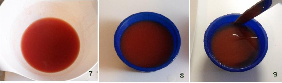 caprese con gelatina di pomodoro ricetta della caprese rivisitata il chicco di mais 3