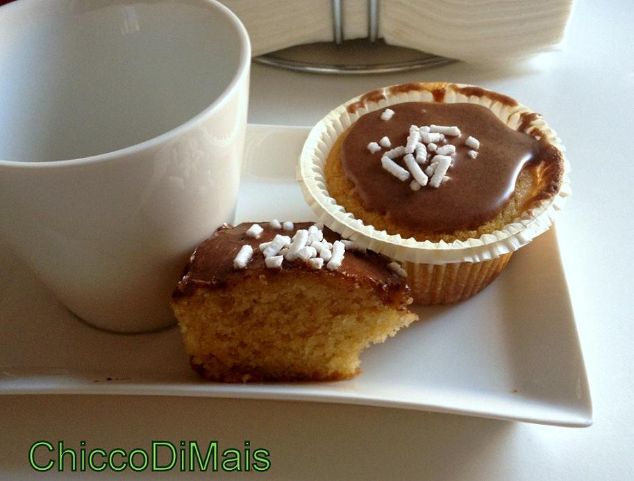 cupcake alla pera con glassa alla cannella ricetta il chicco di mais