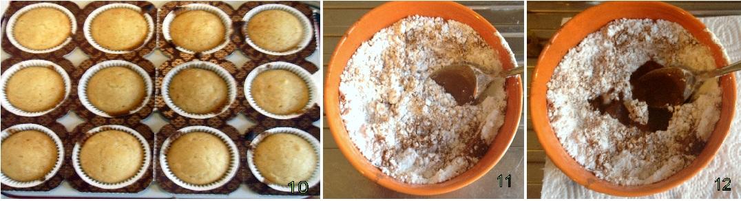 cupcake alla pera con glassa alla cannella ricetta il chicco di mais 4