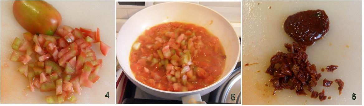 pasta ai quattro pomodorini ricetta estiva il chicco di mais 2