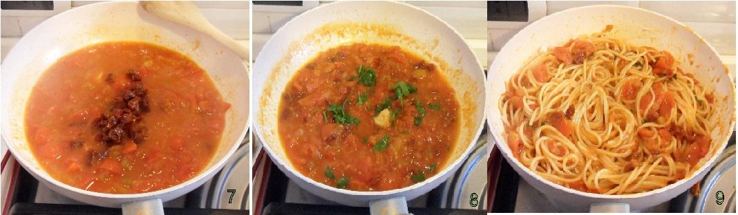 pasta ai quattro pomodorini ricetta estiva il chicco di mais 3