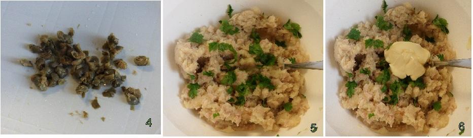 pesce finto ricetta piatto freddo il chicco di mais 2