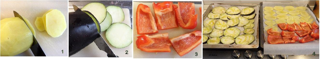 tortino di verdure e salsiccia ricetta saporita il chicco di mais 1
