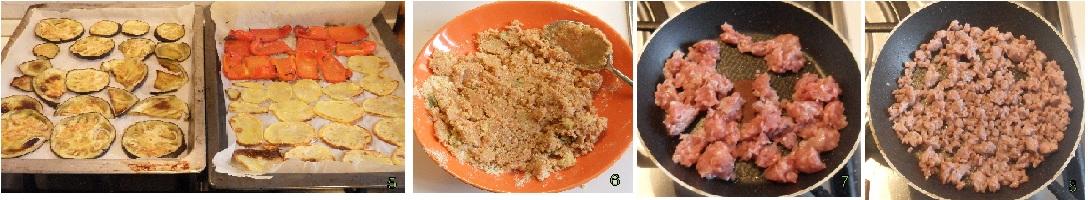 tortino di verdure e salsiccia ricetta saporita il chicco di mais 2