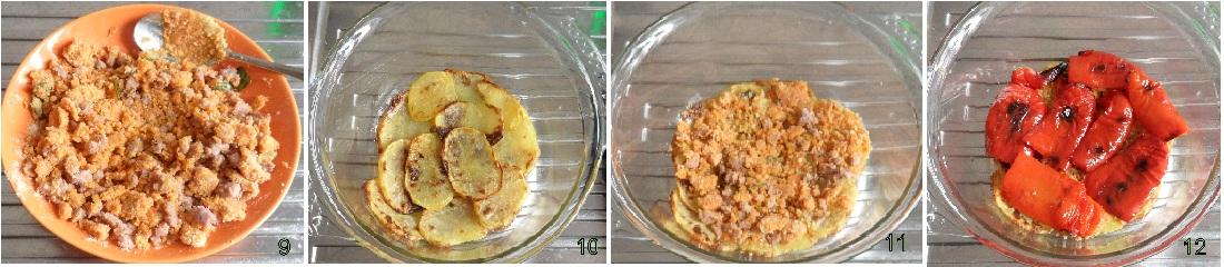 tortino di verdure e salsiccia ricetta saporita il chicco di mais 3