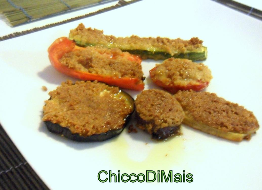 Ricette con zucchine facili e veloci il chicco di mais verdure gratinate
