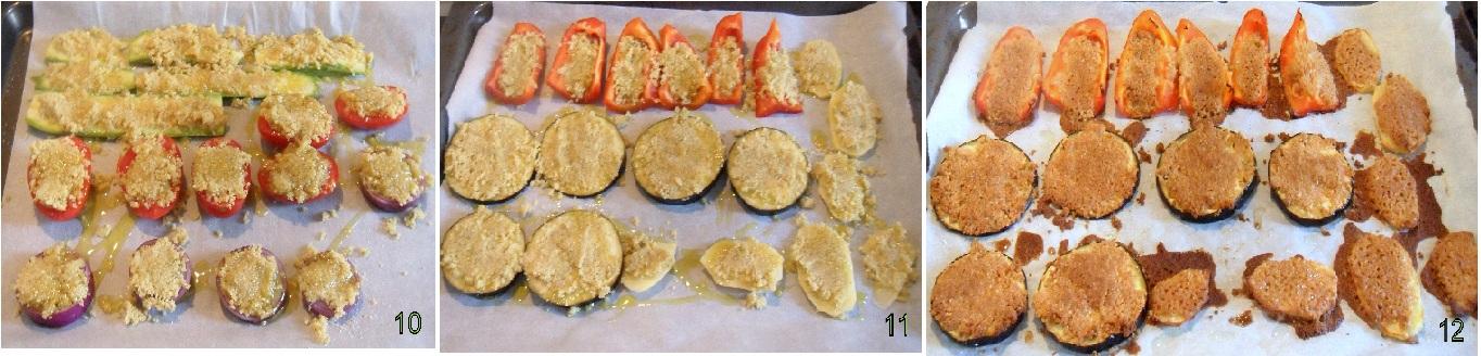 verdure gratinate con mandorle ricetta al forno il chicco di mais 4