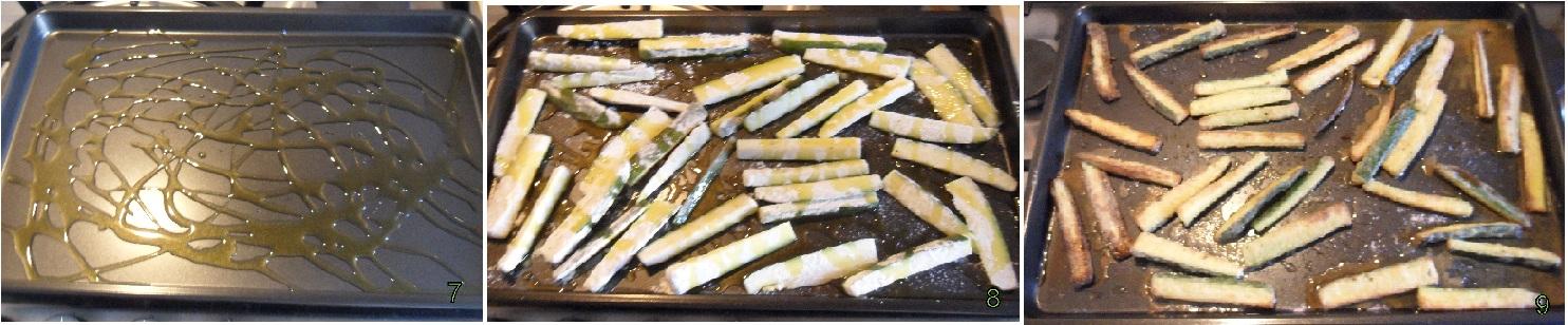 zucchine infarinate al forno ricetta light il chicco di mais 3