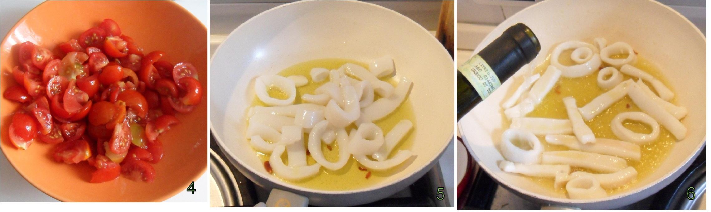 Calamarata ricetta napoletana il chicco di mais 2