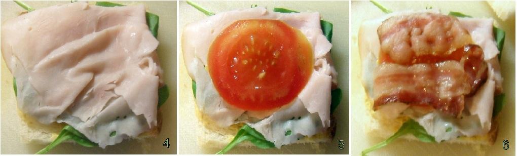 Club Sandwich ricetta americana il chicco di mais 2