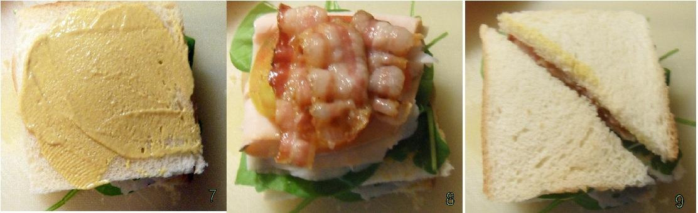 Club Sandwich ricetta americana il chicco di mais 3