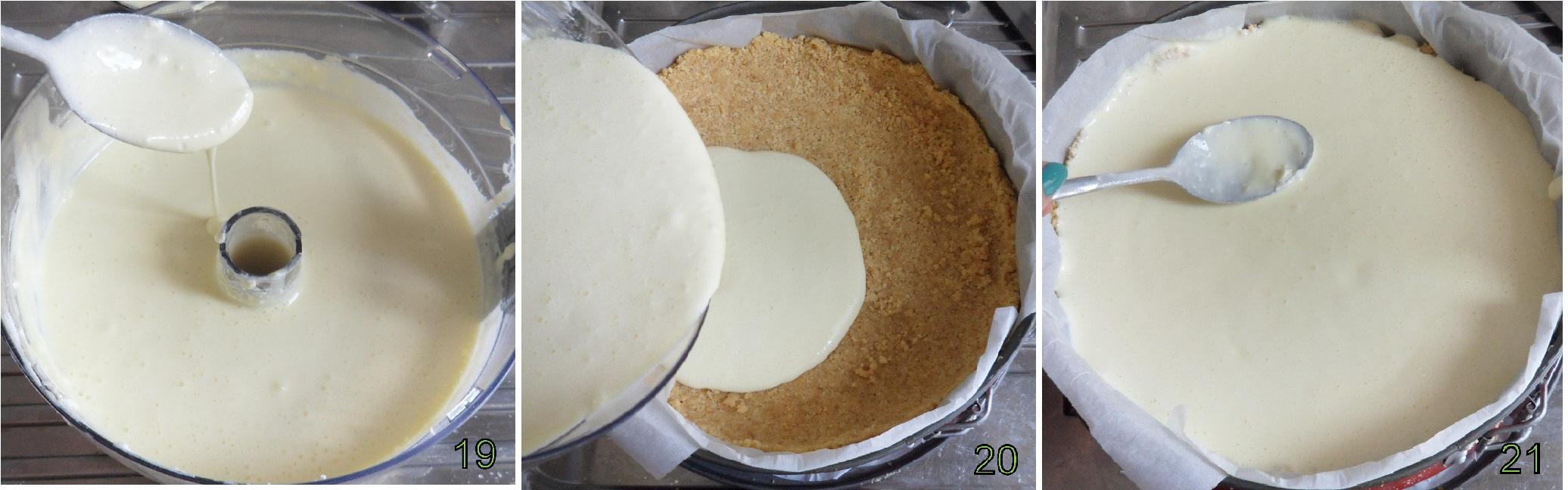 New york cheesecake alle amarene ricetta al forno il chicco di mais 7