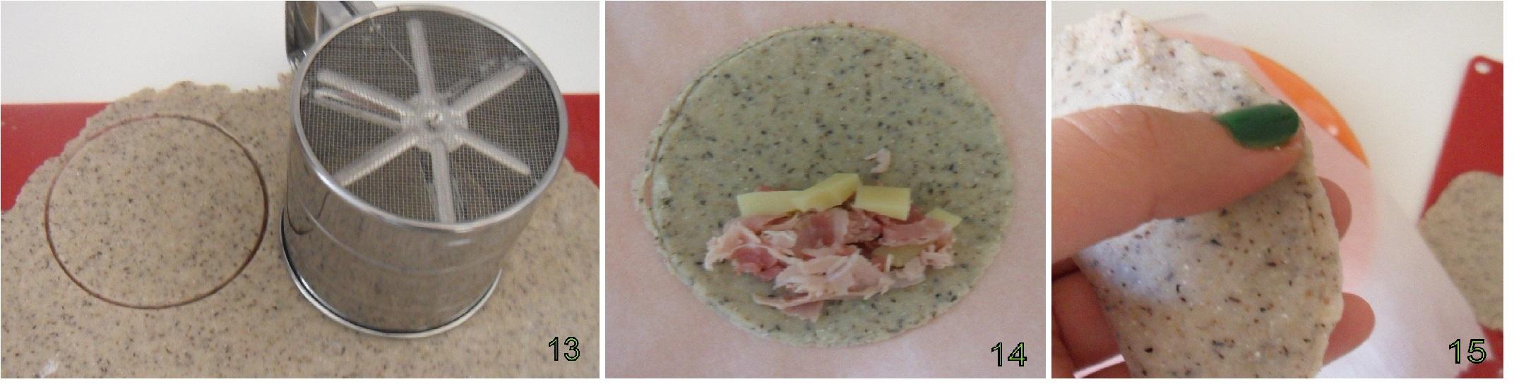 Sofficini fatti in casa con prosciutto e formaggio ricetta senza glutine il chicco di mais 5