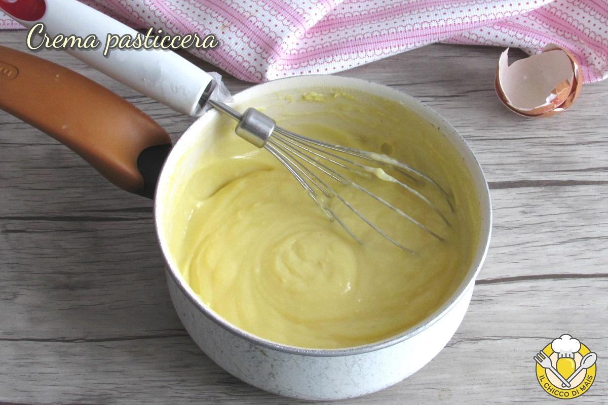crema pasticcera con maizena senza glutine con amido di mais o fecola ricetta il chicco di mais
