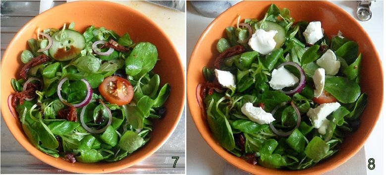 insalata con pomodori secchi e philadelphia ricetta il chicco di mais 3