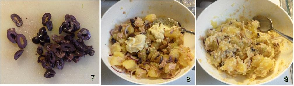 insalata di patate e tonno ricetta piatto freddo il chicco di mais 3