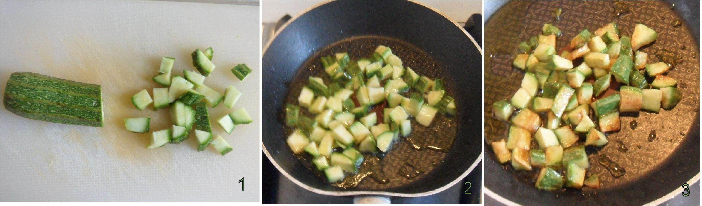pasta al pesto di zucchine ricetta light il chicco di mais 1
