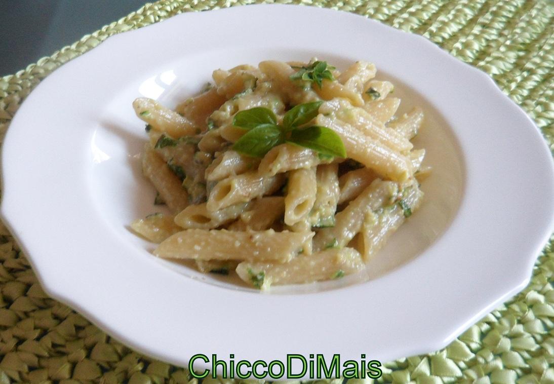 Ricette con zucchine facili e veloci il chicco di mais pesto di zucchine