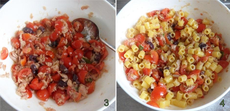 pasta fredda con tonno e olive ricetta estiva il chicco di mais 2
