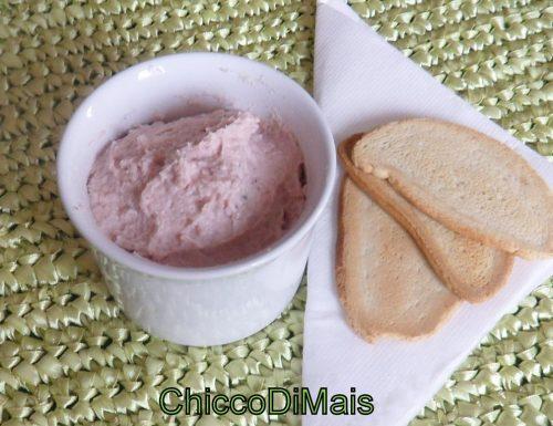Mousse di prosciutto cotto (ricetta antipasto)