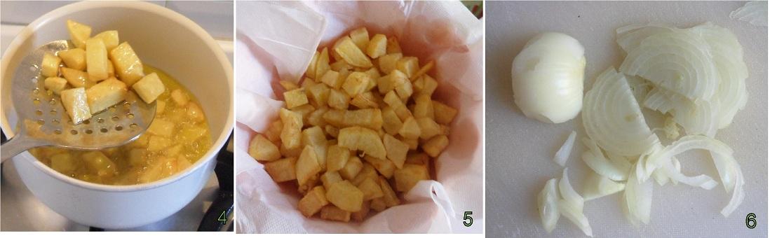 Tortilla di patate ricetta spagnola il chicco di mais 2