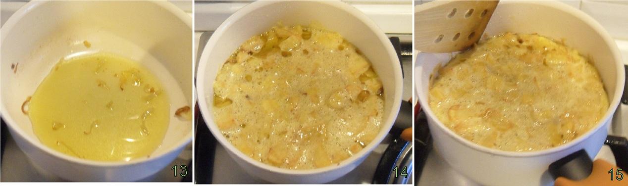 Tortilla di patate ricetta spagnola il chicco di mais 5