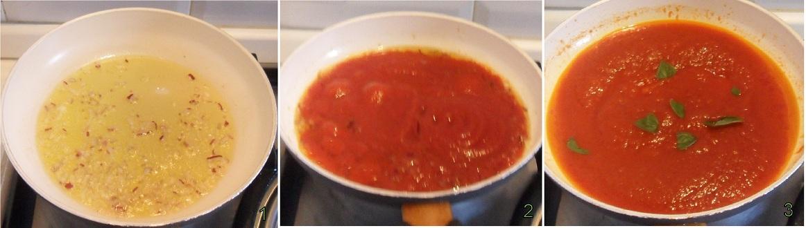 crostini con crema di pomodoro ricetta del riciclo il chicco di mais 1