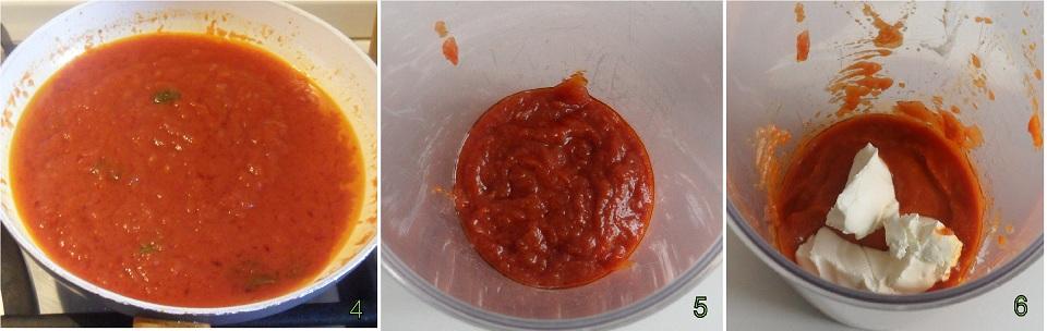 crostini con crema di pomodoro ricetta del riciclo il chicco di mais 2