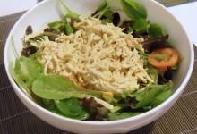 Insalata di pollo (ricetta piatto unico)
