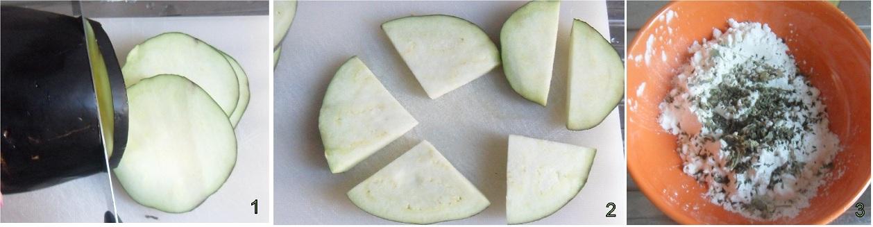 melanzane infarinate alle erbe ricetta light il chicco di mais 1