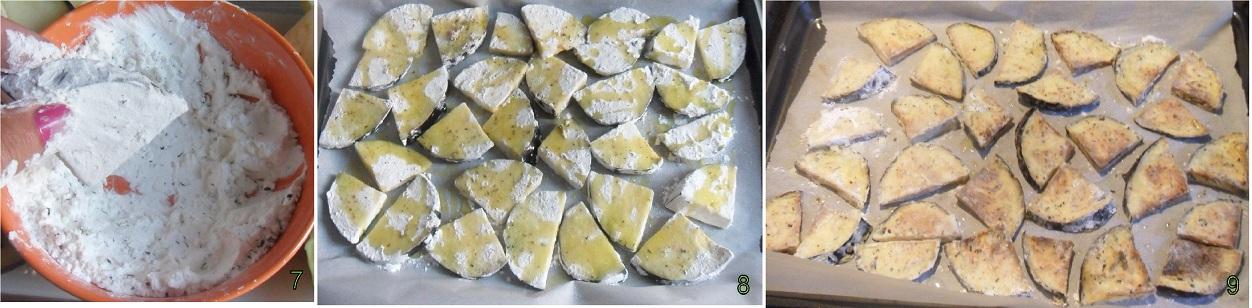 melanzane infarinate alle erbe ricetta light il chicco di mais 3